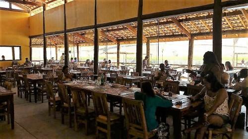 restaurante parte interna