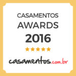 Premio 2016 - Casamento