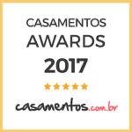 Premio 2017 - Casamento