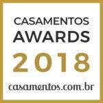 Premio 2018 - Casamentos
